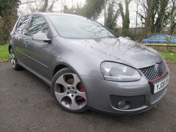 2008 VOLKSWAGEN GOLF 2.0 GTI 5 DOOR DSG £5000.00