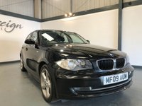 2009 BMW 1 SERIES 1.6 116I EDITION ES 5d 121 BHP £3995.00