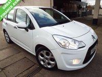 2012 CITROEN C3 1.4 WHITE 5d 72 BHP £3495.00