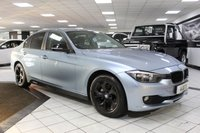 USED 2014 64 BMW 3 SERIES 2.0 320D EFFICIENTDYNAMICS  FBMWSH NAV B/T 2 X KEYS DAB