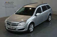 USED 2009 59 VAUXHALL ASTRA 1.7 CLUB CDTI 110 BHP AIRCON ESTATE DIESEL CAR 12 MONTH ROAD TAX £30.00
