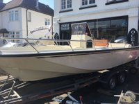 USED 1990 BOAT BOAT Boston Whaler 20 Outrage