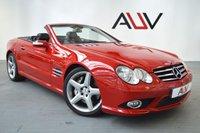 USED 2007 07 MERCEDES-BENZ SL 55 AMG SL55 AMG 517BHP