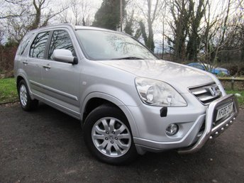 2006 HONDA CR-V 2.2 I-CTDI EXECUTIVE 5d  £2996.00