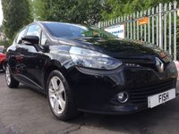 USED 2013 13 RENAULT CLIO 1.1 EXPRESSION PLUS 16V 5d 75BHP HISTORY+1FORMER KEEPER+PHONE+