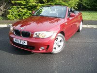 USED 2012 12 BMW 1 SERIES 2.0 118D SE 2d 141 BHP Beautiful Example Throughout, High Specification, JUST 45,000 Miles with Full Service History!!!