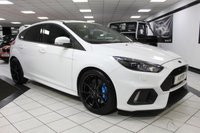 2016 FORD FOCUS 2.3 RS 350 BHP £POA