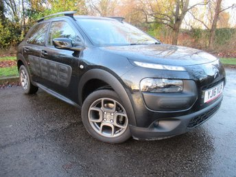 2016 CITROEN C4 CACTUS 1.6 BLUEHDI FEEL 5d 98 BHP £7990.00