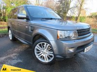 USED 2010 10 LAND ROVER RANGE ROVER SPORT 3.0 TDV6 HSE 5d AUTO 245 BHP TIMING BELT CHANGED AT 83K