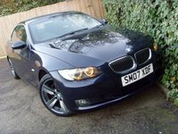 2007 BMW 3 SERIES 3.0 325I SE 2d AUTO 215 BHP £6699.00