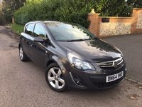 USED 2014 64 VAUXHALL CORSA 1.4 SXI AC 5d 98 BHP PLEASE CALL TO VIEW