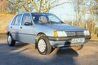 1989 PEUGEOT 205 1.6 AUTO 5d AUTO 80 BHP £1650.00