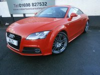 2010 AUDI TT 2.0 TFSI S LINE SPECIAL EDITION 2dr £8680.00