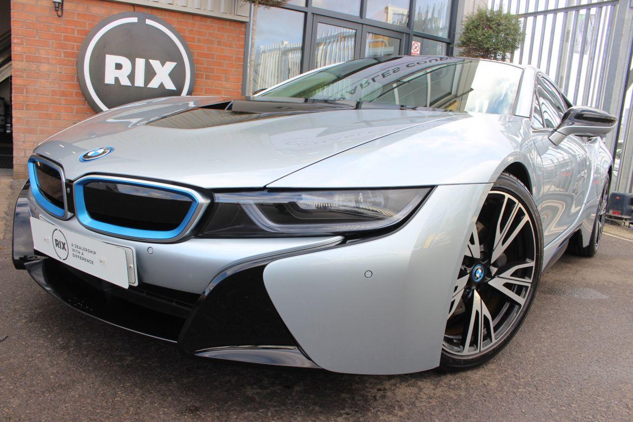 Thumbnail image of BMW I8