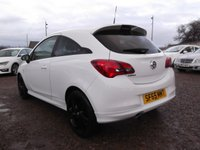 USED 2016 65 VAUXHALL CORSA 1.4 LIMITED EDITION 3d 89 BHP 2 OWNERS, FSH, LIMITED EDITION.