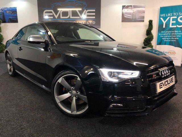 2016 16 AUDI A5 3.0 S5 TFSI QUATTRO S LINE BLACK EDITION 3d AUTO 328 BHP