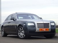 USED 2011 11 ROLLS-ROYCE GHOST 6.6 V12 4d AUTO 564 BHP SOLD MORE REQUIRED ///