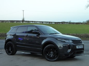 2017 LAND ROVER RANGE ROVER EVOQUE 2.0 TD4 HSE DYNAMIC 5d AUTO 177 BHP £SOLD