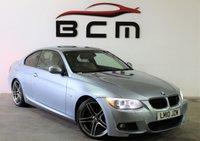 2010 BMW 3 SERIES 2.0 320D M SPORT 2d 181 BHP £7485.00