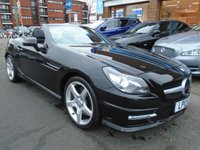 2013 MERCEDES-BENZ SLK 2.1 SLK250 CDI BLUEEFFICIENCY AMG SPORT 2d AUTO 204 BHP £11694.00