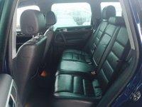 USED 2008 08 VOLKSWAGEN TOUAREG 3.0 V6 ALTITUDE TDI 5d AUTO 221 BHP