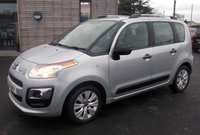2016 CITROEN C3 PICASSO 1.6 BLUEHDI EDITION PICASSO 5d 98 BHP £20.00 PER YEAR ROAD TAX  £8495.00