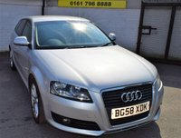 USED 2008 58 AUDI A3 2.0 TDI SPORT 5d 138 BHP * FREE DELIVERY & WARRANTY *