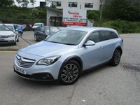 2014 VAUXHALL INSIGNIA 2.0 COUNTRY TOURER CDTI S/S 5d 160 BHP £8950.00