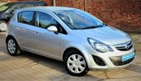 USED 2014 64 VAUXHALL CORSA 1.2 DESIGN AC 5d 83 BHP **** AIR CONDITIONING * 2 OWNERS FROM NEW ****