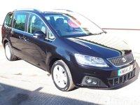 USED 2015 64 SEAT ALHAMBRA 2.0 CR TDI SE DSG 5d AUTO 140 BHP