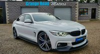 USED 2016 16 BMW 4 SERIES 3.0 430D M SPORT GRAN COUPE 4d AUTO 255 BHP