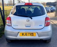 USED 2011 11 NISSAN MICRA 1.2 ACENTA 5d AUTO 79 BHP 0% Deposit Plans Available even if you Have Poor/Bad Credit or Low Credit Score, APPLY NOW!