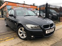 2011 BMW 3 SERIES 2.0 320D EFFICIENTDYNAMICS 4d 161 BHP £6599.00