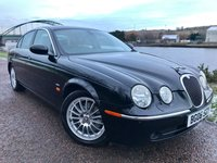 USED 2006 53 JAGUAR S-TYPE 2.7 V6 SE 4d 206 BHP **PART EXCHANGE TO CLEAR**