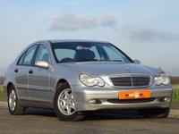 2004 MERCEDES-BENZ C CLASS 2.1 C200 CDI CLASSIC SE 4d AUTO 122 BHP £890.00