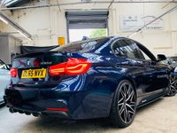 USED 2015 65 BMW 3 SERIES 3.0 330d M Sport Auto (s/s) 4dr PERFORMANCE KIT 20S FSH!