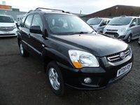 2009 KIA SPORTAGE 2.0 XS CRDI 5d 138 BHP £2495.00