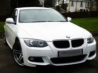 USED 2011 11 BMW 3 SERIES 2.0 318I M SPORT 2d 141 BHP TRUELY STUNNING COLOUR COMBINATION