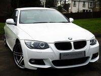 2011 BMW 3 SERIES 2.0 318I M SPORT 2d 141 BHP £9495.00