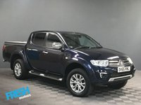 USED 2015 65 MITSUBISHI L200 2.5 DI-D 4X4 BARBARIAN LB DCB (NO VAT) * 0% Deposit Finance Available