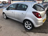 USED 2014 64 VAUXHALL CORSA 1.4 SXI AC 5d 98 BHP *** 12 MONTHS WARRANTY ***