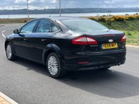 USED 2009 59 FORD MONDEO 2.2 GHIA TDCI 4d 173 BHP 1 PREVIOUS KEEPER *  FULL SERVICE RECORD *  MOT DEC 2019 *  PARKING AID *  CLIMATE CONTROL *