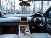 USED 2008 58 JAGUAR XF 2.7 PREMIUM LUXURY V6 4d 204 BHP