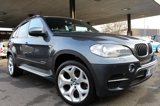 BMW X5 at Derby Trade Cars