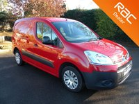 USED 2013 63 CITROEN BERLINGO 1.6 625 LX L1 HDI 1d 74 BHP Part Exchange to clear