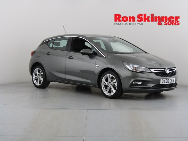 View our 2016 66 VAUXHALL ASTRA 1.4 SRI 5d 148 BHP