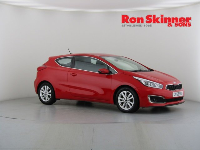 View our 2015 65 KIA CEED 1.6 PRO CEED 2 ISG 3d 133 BHP