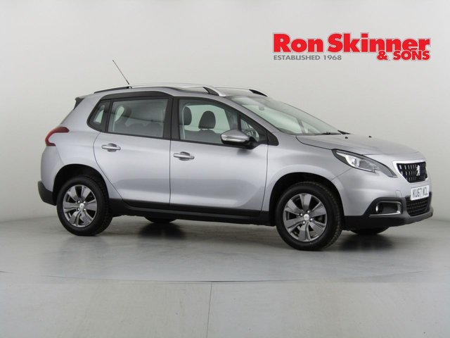 View our 2017 67 PEUGEOT 2008 (134)   1.6 BLUE HDI ACTIVE 5d 100 BHP