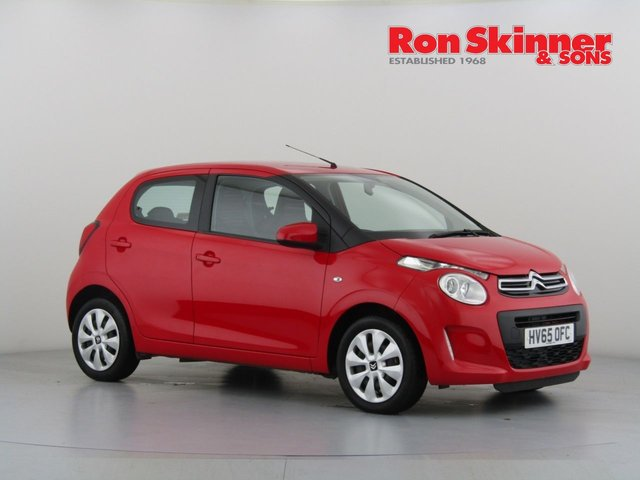 View our 2015 65 CITROEN C1 1.0 FEEL 5d 68 BHP