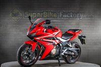 USED 2016 16 HONDA CBR500 RA-G  GOOD & BAD CREDIT ACCEPTED, OVER 600+ BIKES IN STOCK